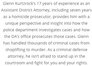 The Law Office of Glenn Kurtzrock